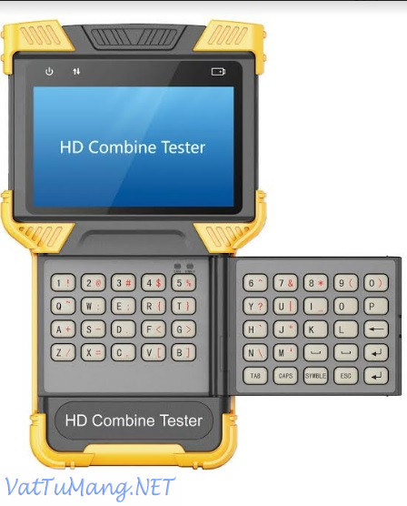 Máy test / Thiết bị kiểm tra camera 4,0 inch IP 5MP POE – T61