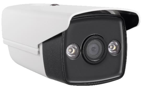 Camera HD-TVI  hình trụ ánh sáng trắng 50m ngoài trời 2MP