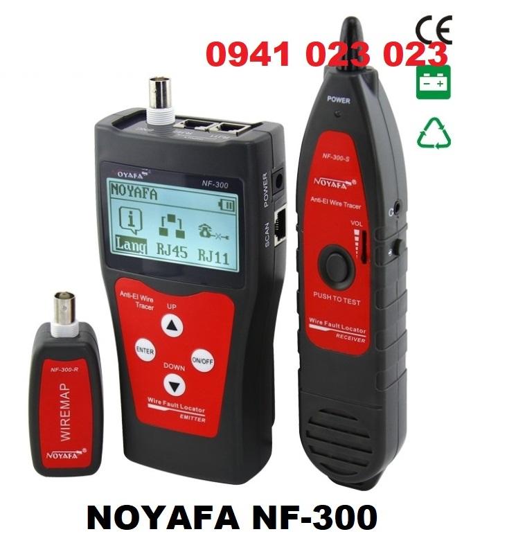 Máy test cáp mạng chính hãng NOYAFA NF-300