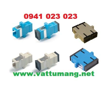 Đầu nối quang (Adapter) chuẩn SC, LC, ST, FC, MT-RJ
