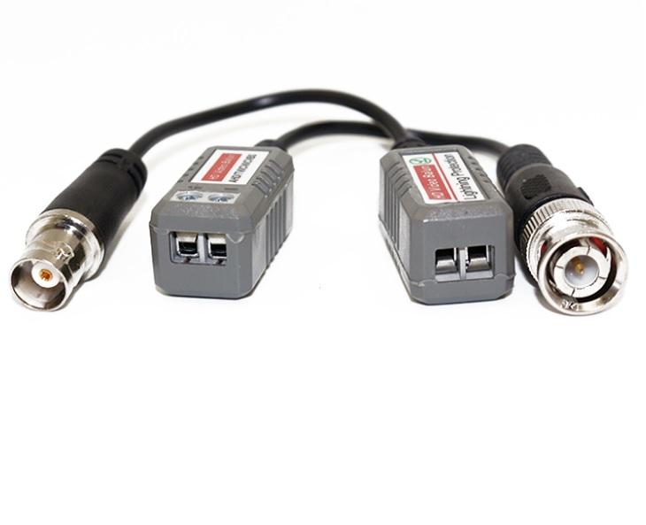 Video Balun Camera HD 2.0 MP chất lượng cao, giữ chặt dây cáp bằng vít (TL-202L)