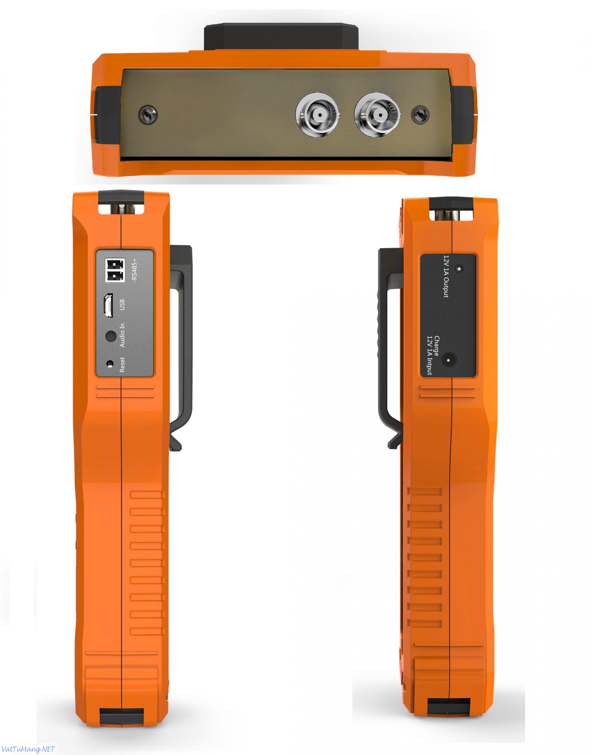 Thiết bị test Camera Camera 4,0 inch (AHD 3MP, TVI 3MP, CVI 3MP & CVBS) N72 – DT-N72