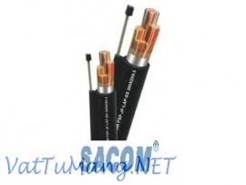 Cáp điện thoại SACOM 10 đôi 10x2x0.5