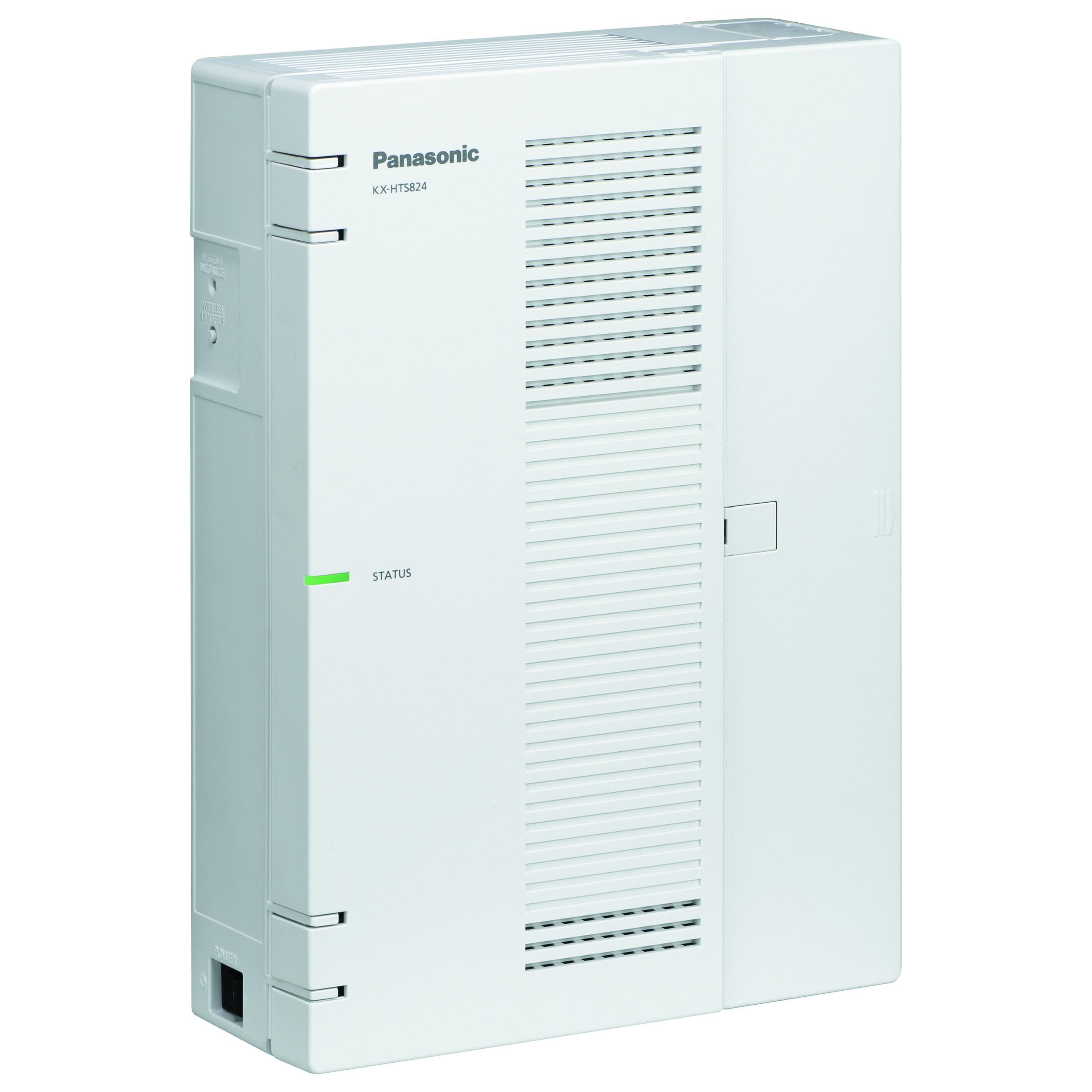 Tổng đài nội bộ IP Analog PANASONIC KX-HTS824 (08 CO – 24 EXT Analog hoặc IP)
