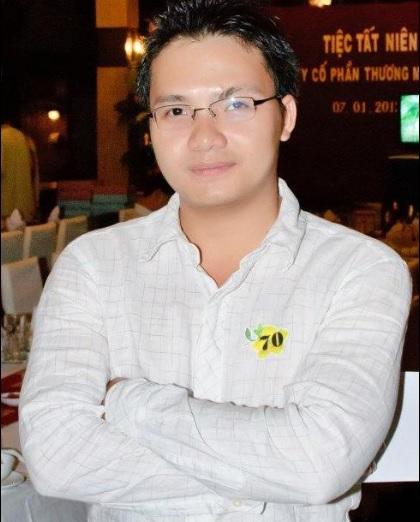 Mr Trần Trung Dũng - Giám Đốc cty Xuất Nhập Khẩu VINAMIN