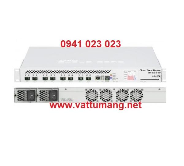 Bộ định tuyến Mikrotik CCR1072-1G-8S+