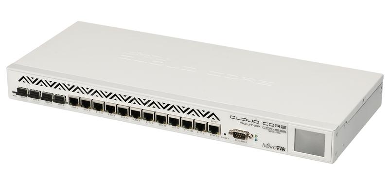 Bộ định tuyến Mikrotik CCR1036-12G-4S-EM