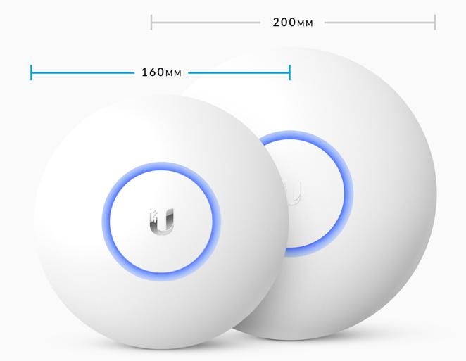 Thiết bị phát wifi UNIFI AP-AC-HD (UAP-AC-HD)