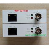 Converter camera Analog sang IP tích hợp nguồn PoE