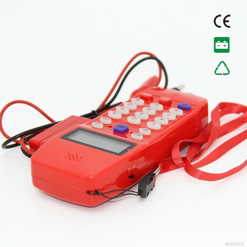 Máy test điện thoại tổng đài nội bộ NOYAFA NF-866