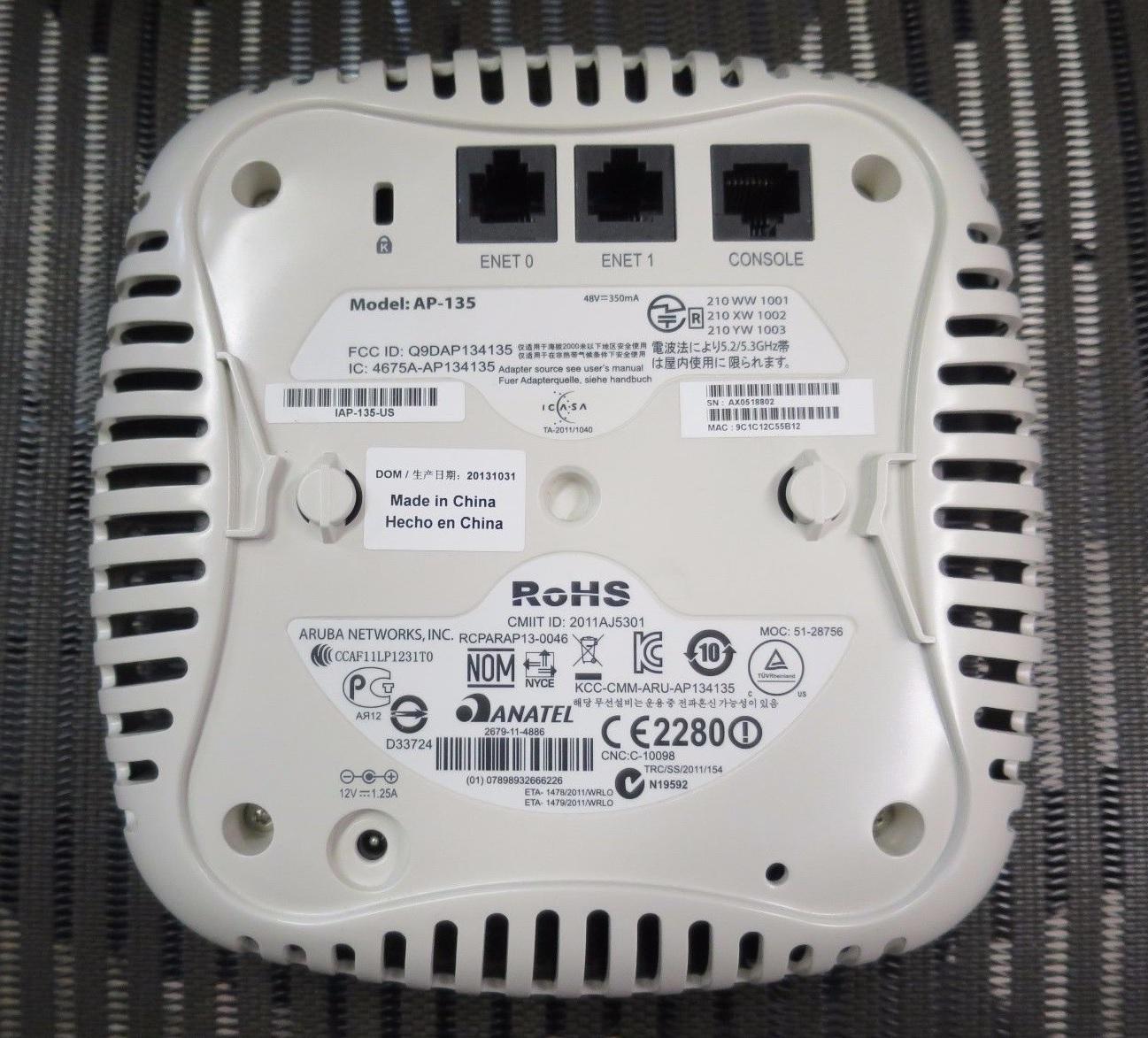 Thiết bị phát wifi Aruba AP-135 hoặc IAP-135
